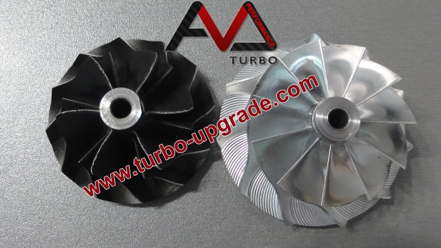 Billet Turbo whit MFS